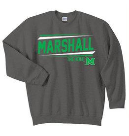 Marshall Unisex Sounder Crew Sweatshirt