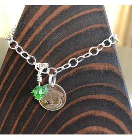 Making Cent$ Silver Bullion Bracelet