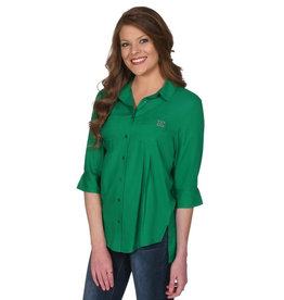 Marshall UG Apparel Front Pleat Blouse