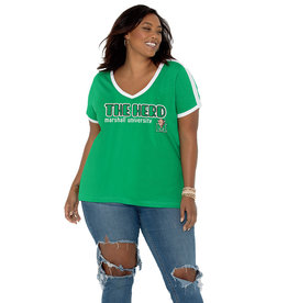 Marshall Women's Plus Jip Tee