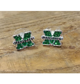 Nitro USA Marshall M Crystal Earrings