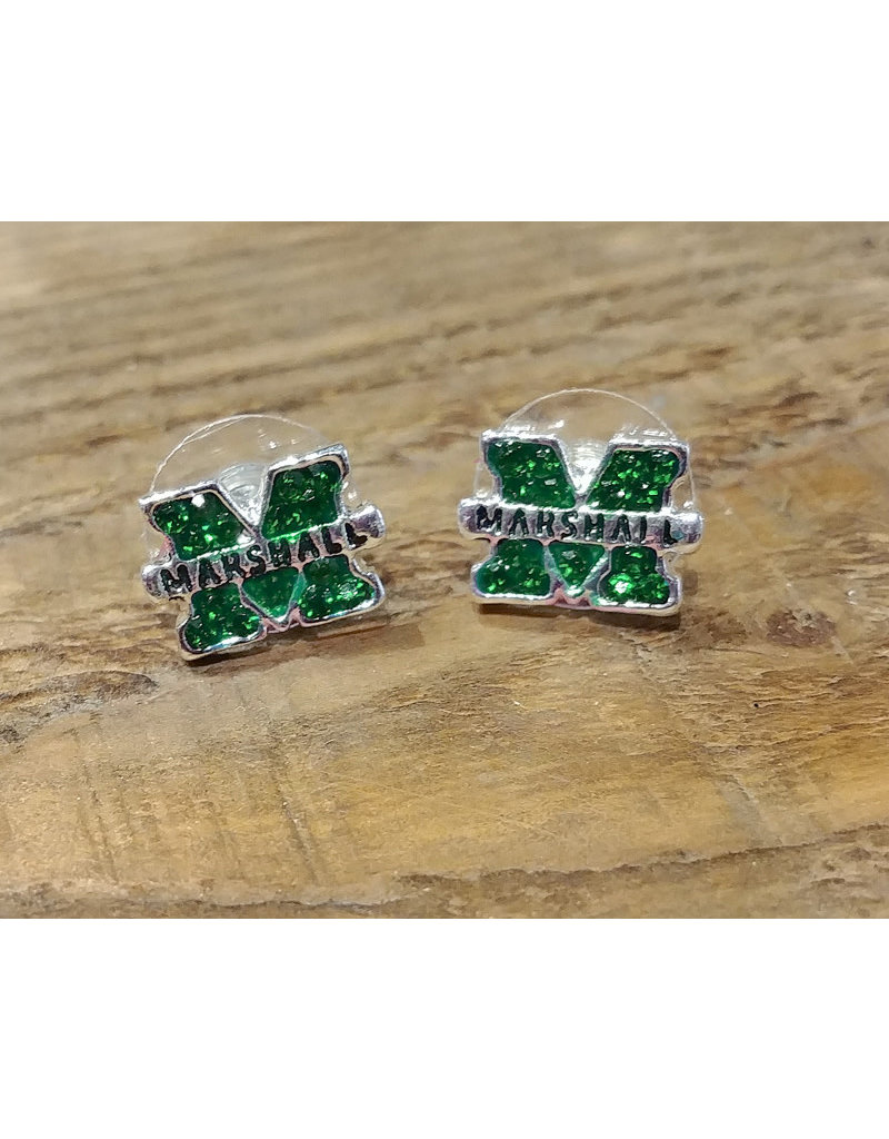 Nitro USA Marshall M Crystal Earrings