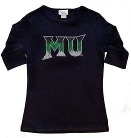 Marshall MU Glitter Tee Shirt