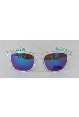 Marshall Crystalline Mirrored Sunglasses