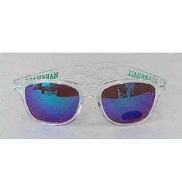 Marshall Crystalline Mirrored Sunglasses