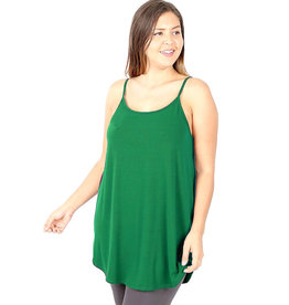 Reversible Strappy Tank-Plus