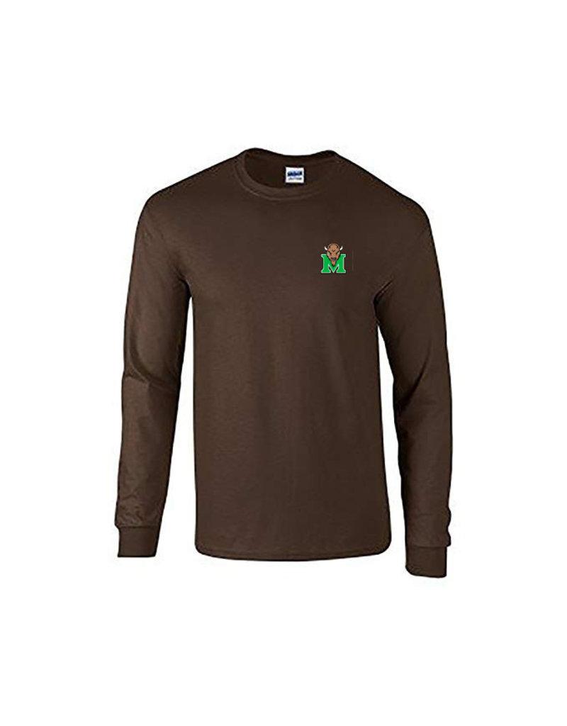 ImageOne Marshall Harvest Truck Tee Shirt