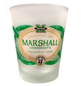 Marshall Knot Rocks Glass