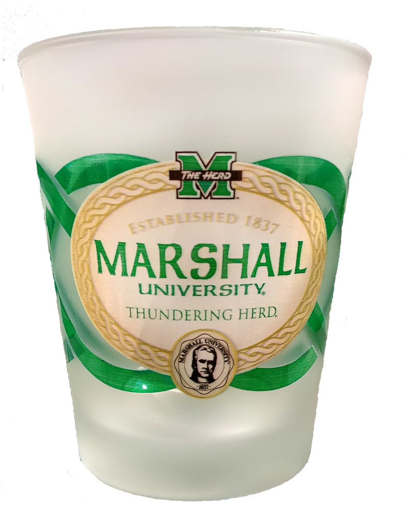 Marshall Knot Rocks Glass