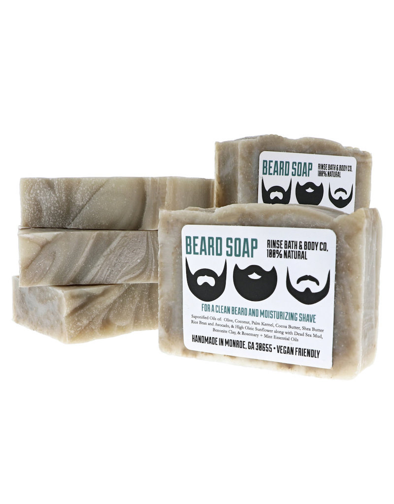 RINSE Beard Bar Facial Soap