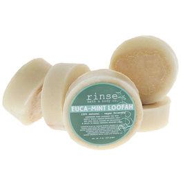 RINSE Euca-Mint Loofah Soap