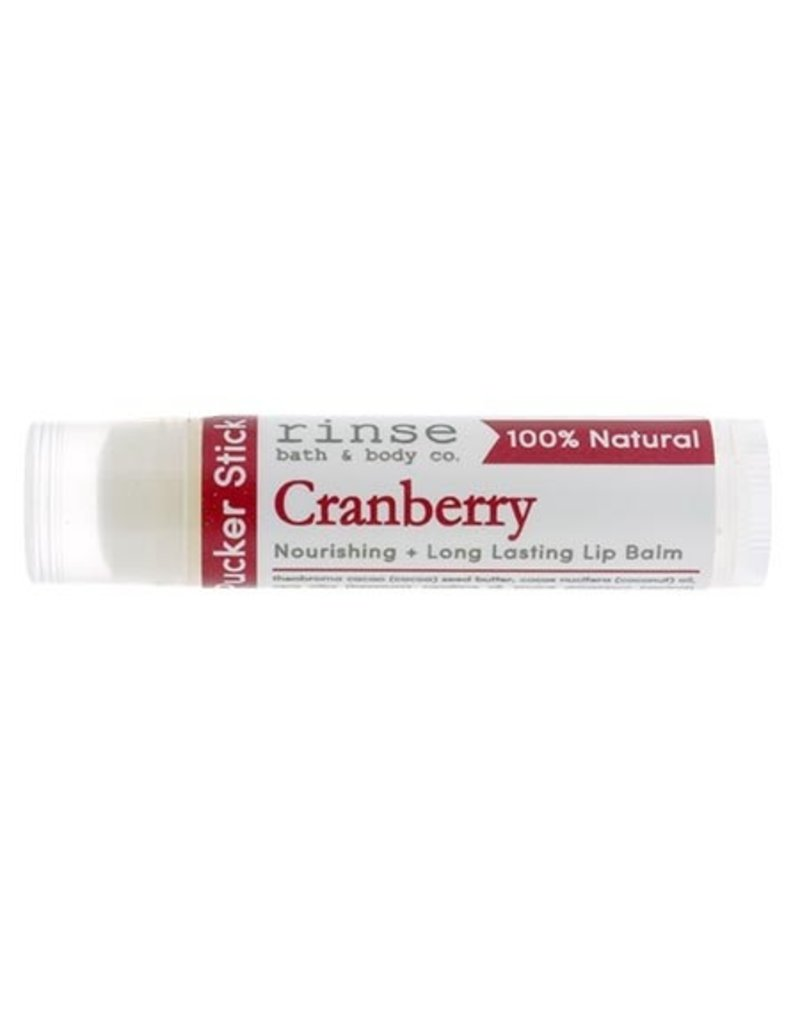 RINSE Holiday Pucker Stick-Cranberry