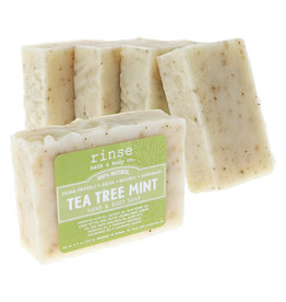RINSE Tea Tree Mint Bar Soap