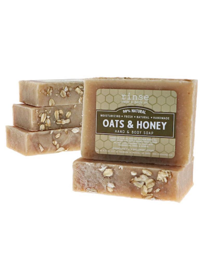 RINSE Oats & Honey Soap