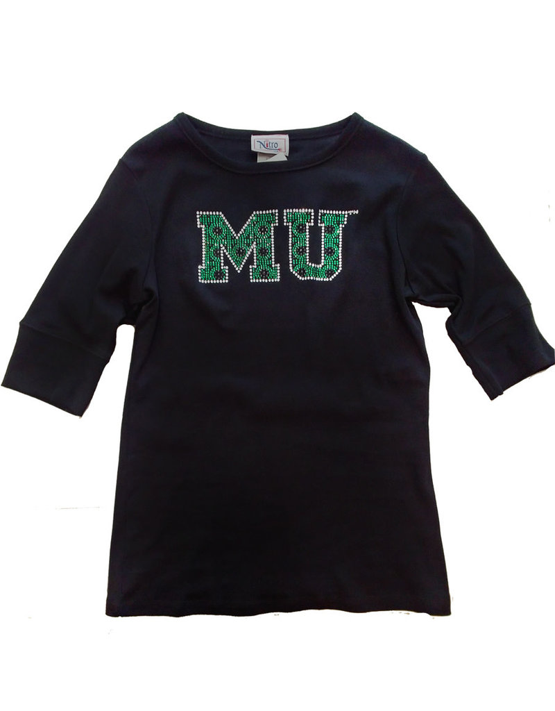 Nitro USA Marshall MU Dots Tee Shirt