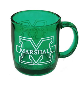 Marshall Green Glass Mug
