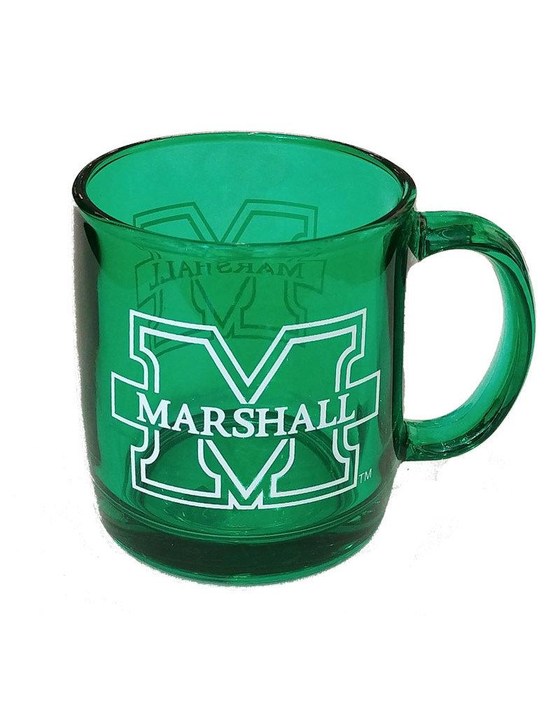 Marshall Green Glass Mug