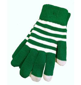 Gameday Stripe Gloves