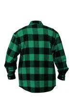 Rothco Marshall Buffalo Plaid Flannel Shirt