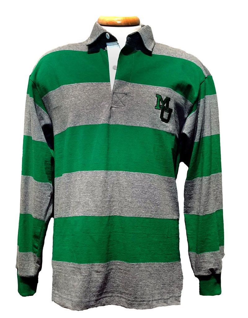 Barbarian Marshall MU Stacked Rugby Jersey