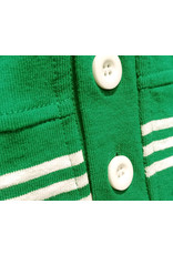Barbarian Marshall Classic Rugby Letterman Cardigan