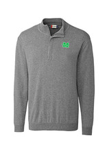 Marshall University Men's Half Zip Sweater