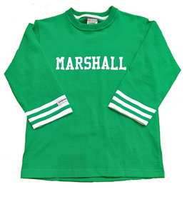 Barbarian Marshall Classic Ladies Crew 3/4 Sleeve Top