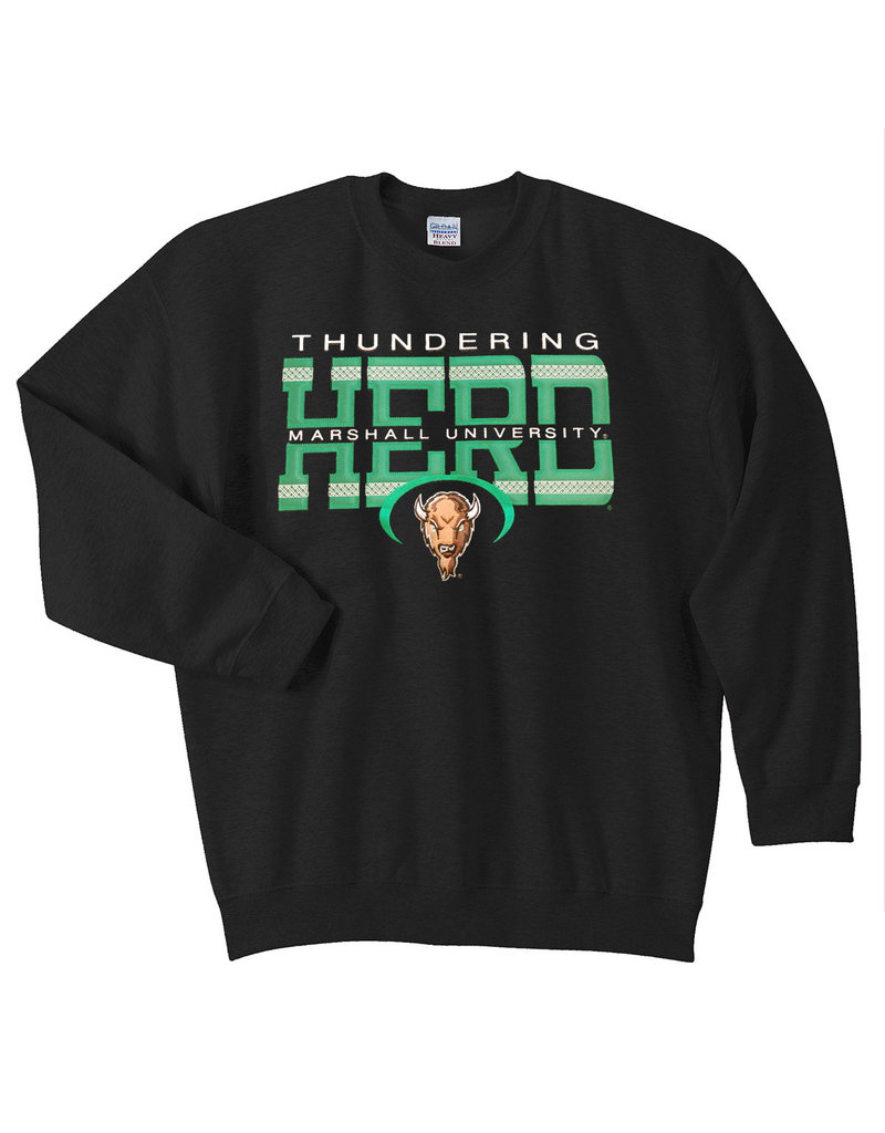 Marshall Superstitch Crew Sweatshirt