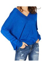 Electric Oversize Spring Sweater Plus
