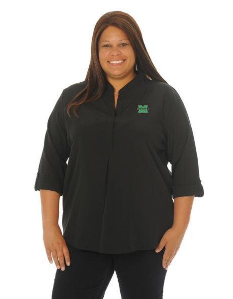 UG Apparel University Girls Marshall University Plus Classic Tunic
