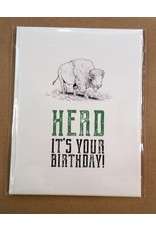 Herd Country Note Cards