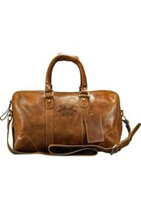 Marshall University Westbridge Leather Duffel