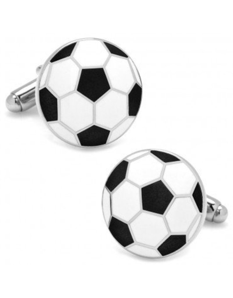 Sports Cufflinks-Soccer