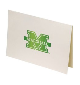 Marshall Ivory Foil Notecards
