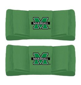 LillybeeU Marshall University Shoe Bows