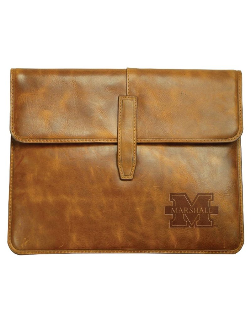 Marshall University Westbridge Leather Tablet Case