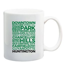 Huntington Neighborhood Mug