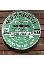 Marshall University Collegiate Dartboard