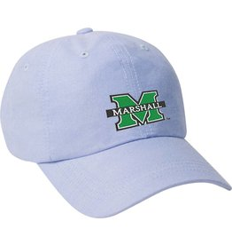 Marshall University Chambray Cap