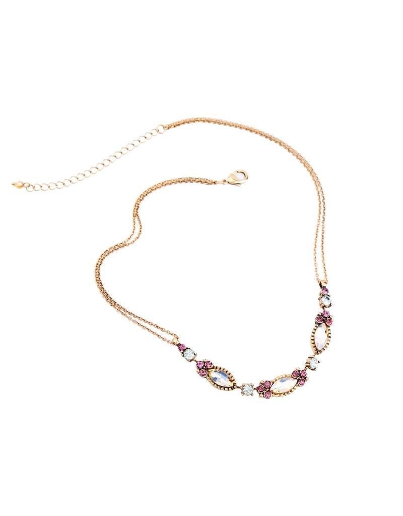Mary & Millie November Love Necklace