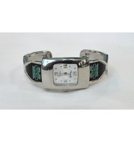 Marshall University The Herd Smooth Fancy Cuff Watch