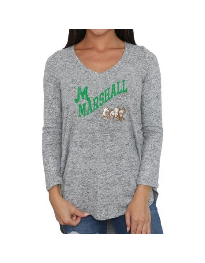 Marshall Haachi V-Neck Tunic