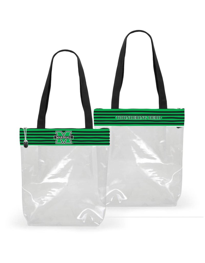 Marshall University Zipper Stadium Tote