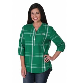 Marshall UG Apparel Plaid Tunic