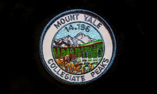 14er Patches