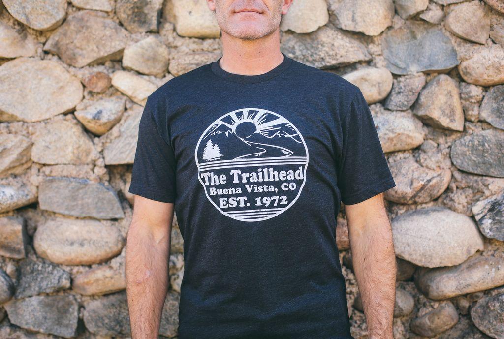 Souled Out Trailhead Retro Logo Tee