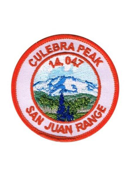 PATCH WORKS Culebra Peak Patch