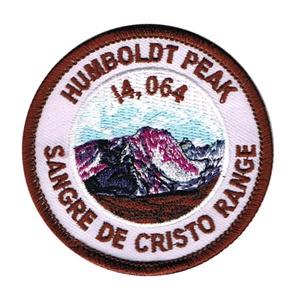 PATCH WORKS Humboldt Peak Patch