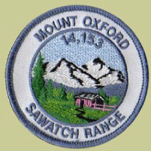 PATCH WORKS Mount Oxford Patch