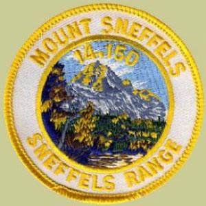 PATCH WORKS Mount Sneffels Patch